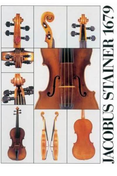 hegedű - Jacobus Stainer