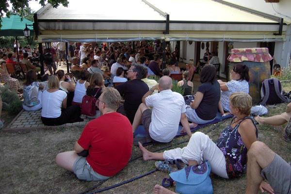A fesztivál közönsége - Ördögkatlan Fesztivál