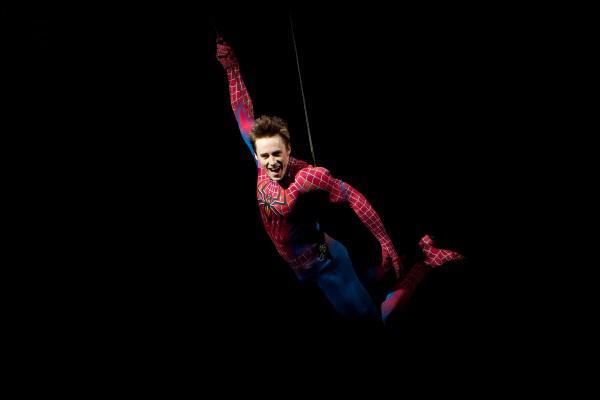 Spider-Man:Turn Off the Dark