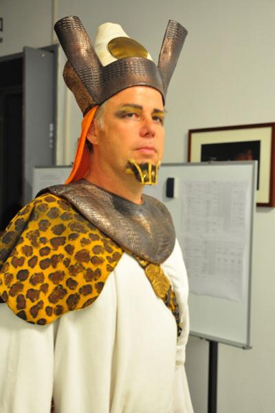 Palerdi András, már Ramfiszként - Az Operaház Kínában