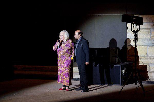 Yvonne Kálmán és Kerényi Miklós Gábor