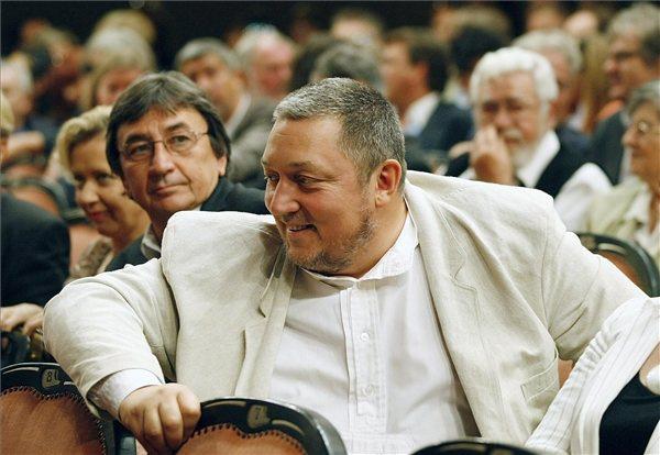 Vidnyánszky Attila az országos színházi évadnyitón