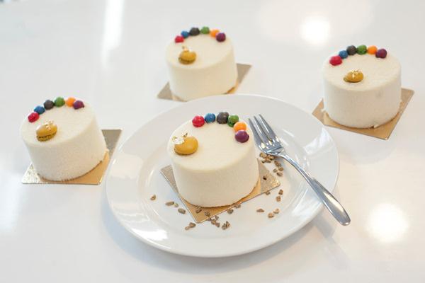 BFZ 30 - a Fesztiválzenekar harmincadik születésnapjára készített sütemény