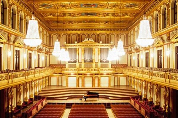 Musikverein, Bécs, Großer Musikvereinsaal