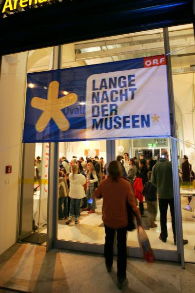 Múzeumok Hosszú Éjszakája - Bécs