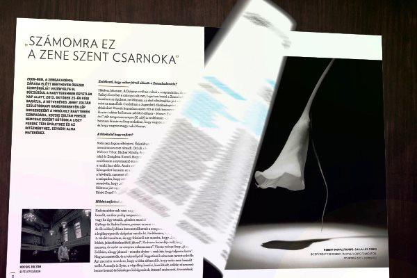 A Zeneakadémia koncertmagazinja