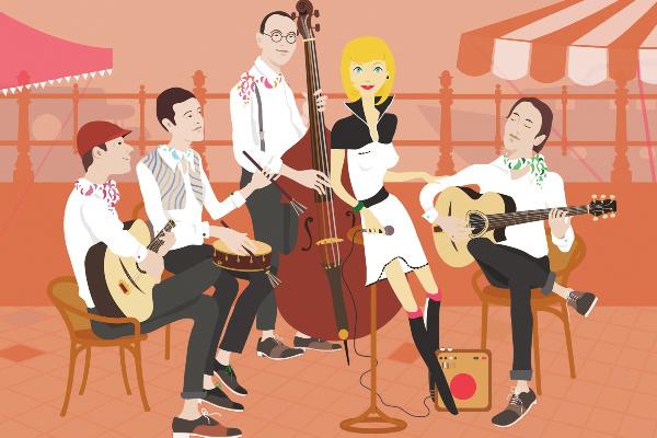 Myrtill és a Swinguistique - Most szeretnék tinédzser lenni