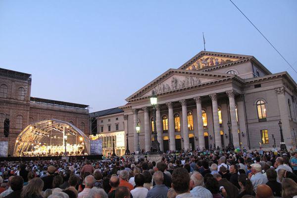 München, Nationaltheater