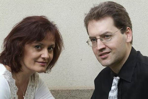 Simon Izabella és Várjon Dénes
