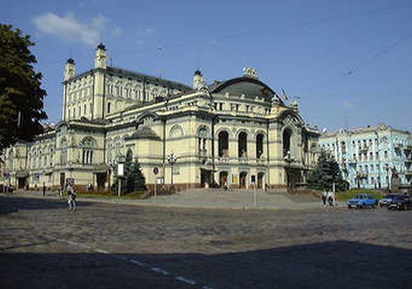 Kijev, Operaház