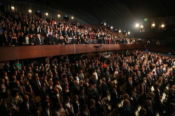 Erkel Színház, auditórium