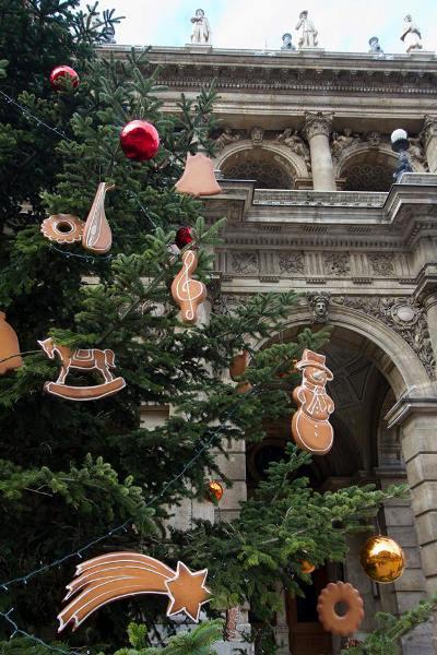 Operaházi karácsony
