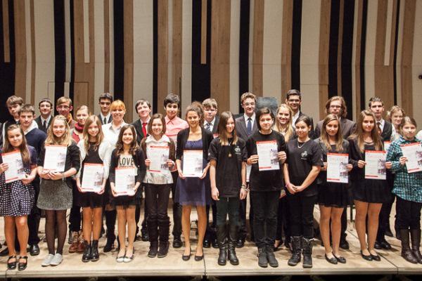 A MOL Tehetségtámogató Program díjazottjai