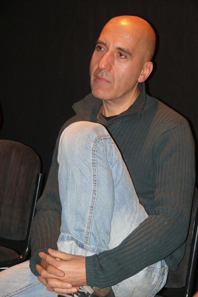 Vajdai Vilmos az Anamnesis után tartott közönségtalálkozón