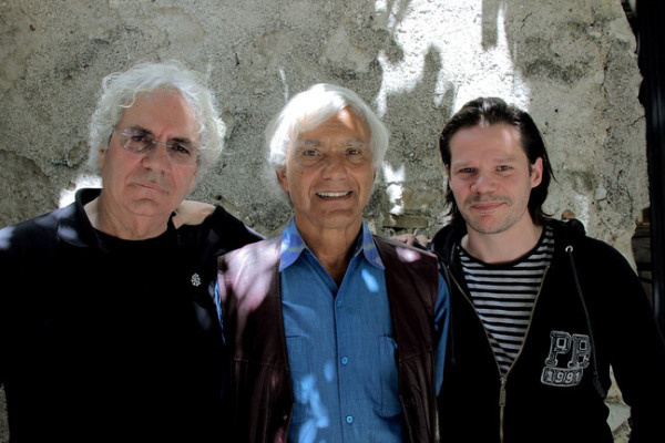 Pino Di Buduo, Eugenio Barba, Balázs Zoltán