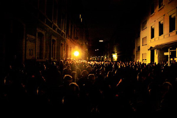 A Láthatatlan város közönsége