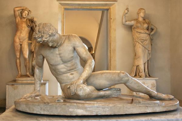 Galata Morente (Haldokló gladiátor)
