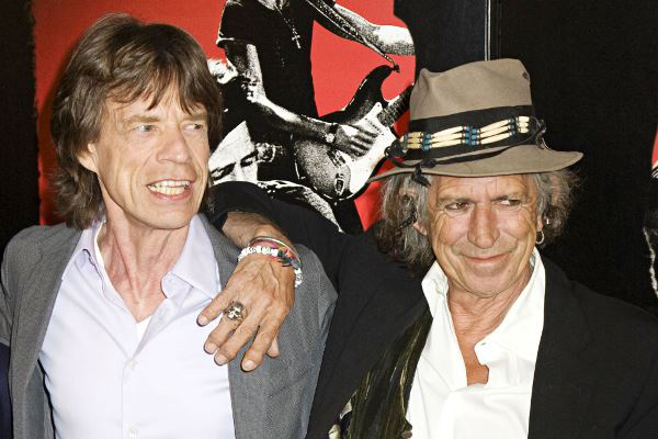 Mick Jagger, Keith Richards - Rolling Stones