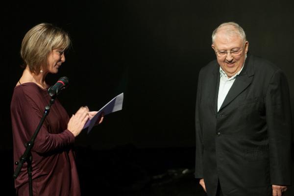 Fullajtár Andrea és Zsámbéki Gábor