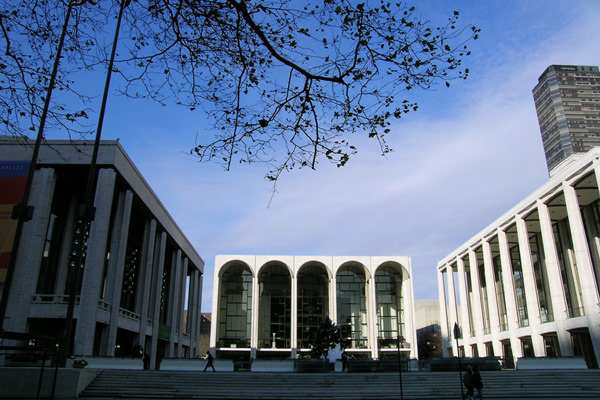 A Lincoln Center és a Metropolitan Opera