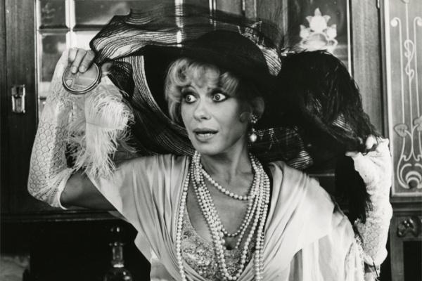 Esztergályos Cecília a Vőlegény c. filmben