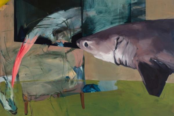 Kaliczka Patrícia: Fekete akvárium (részlet)