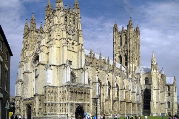 Canterbury katedrális