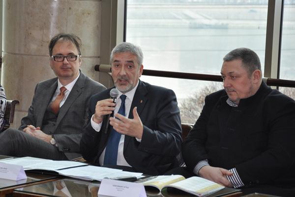 Káel Csaba, Halász János és Vidnyánszky Attila