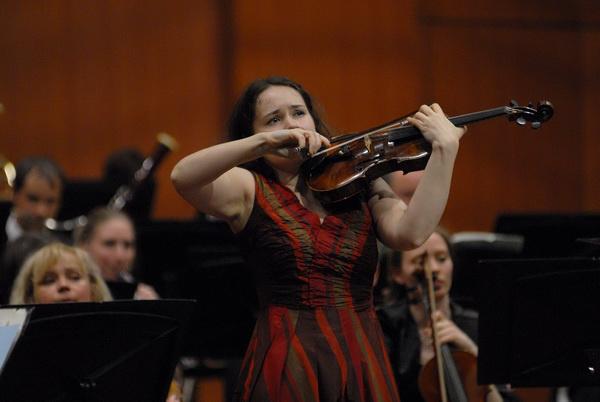 Patricia Kopatchinskaja 2011. 04. 11.