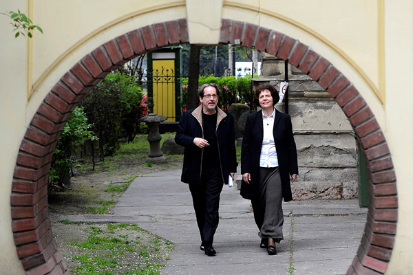 Baán László és Fajcsák Györgyi