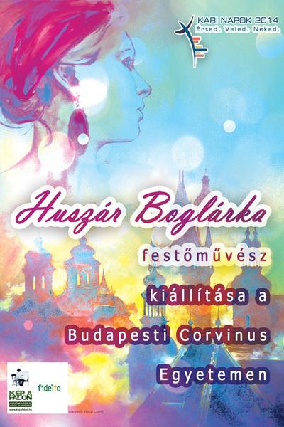 Huszár Boglárka kiállítása