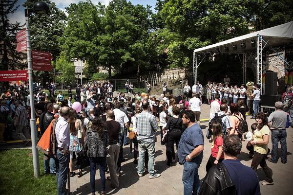 Zsolnay Fesztivál - Megnyitó 2014