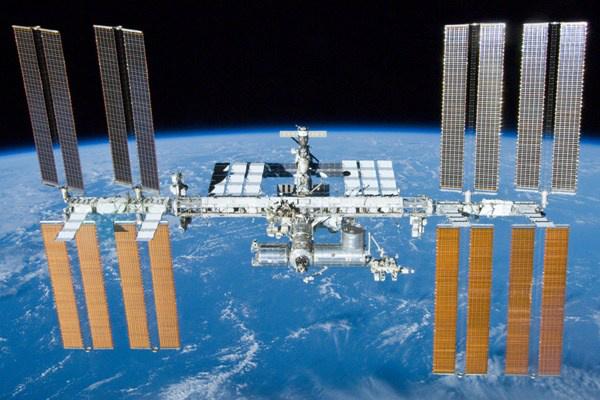 ISS Nemzetközi Űrállomás