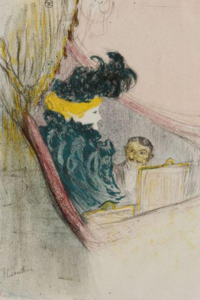 Toulouse-Lautrec: Hercegi idill