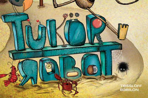 Tükörrobot - Tessloff Babilon Kiadó