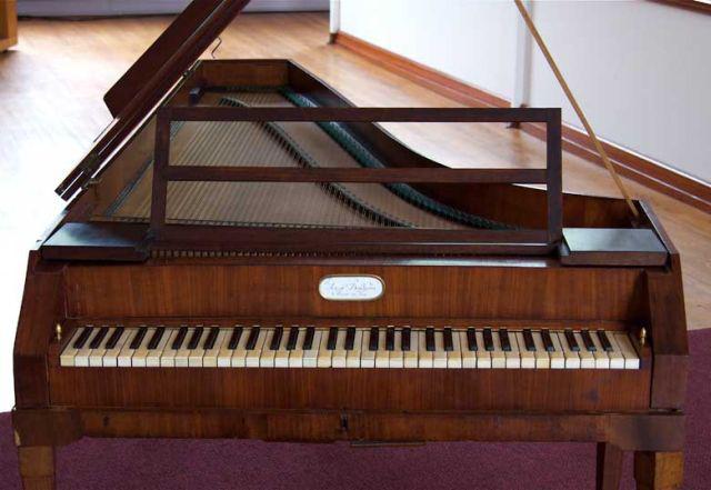 Brodmann-zongora (1800 körül)