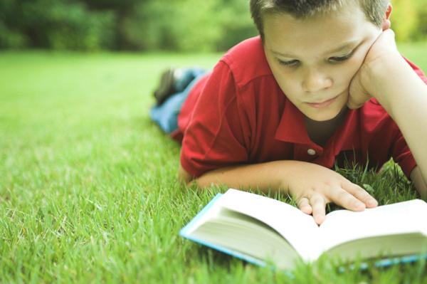 Szabadtéri olvasás