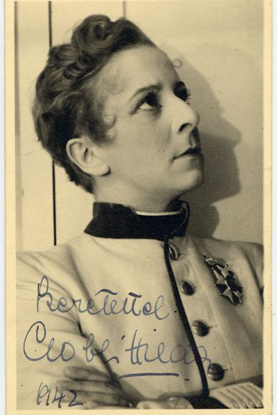 Gobbi Hilda - 1942, Sasfiók (Forrás: OSZMI)