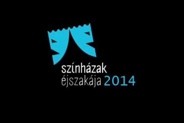 Színházak éjszakája 2014
