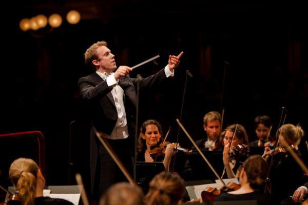 Daniel Harding és a Londoni Szimfonikus Zenekar
