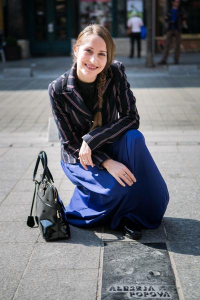 Aleszja Popova - Halhatatlanok sétánya