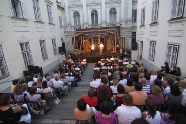 Kvártélyház Szabadtéri Színház