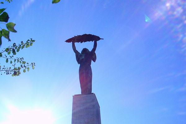 Budapest, Szabadság-szobor