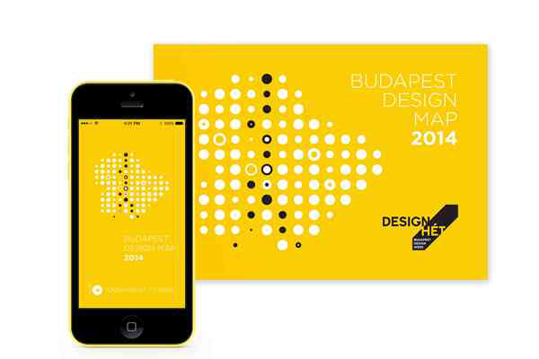 Design Map és mobilapplikáció