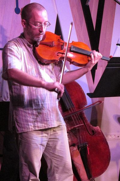 Mezei Szilárd a Grencsó Kollektíva vendégeként - Opus Jazz Club