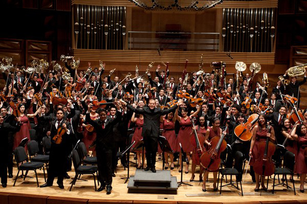 Caracasi Ifjúsági Zenekar