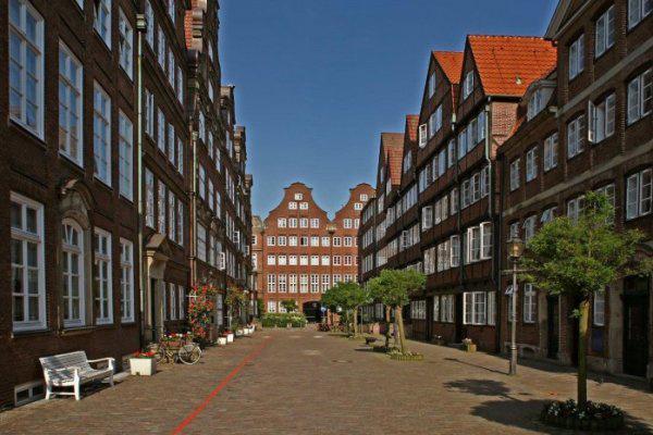 Peterstrasse-Hamburg