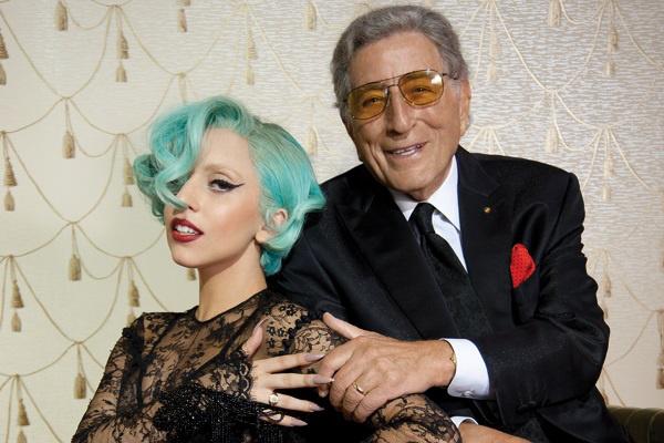 Lady Gaga és Tony Benett