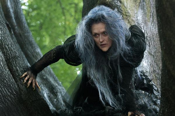 Meryl Streep- Into The Woods