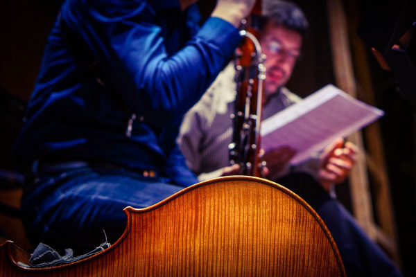 Musiciens Libres - próbafotó